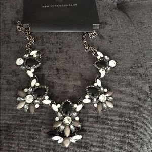 Multi-stone Beads and Crystals Necklace